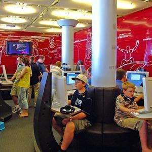 Интернет-кафе Кадуя