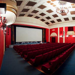 Кинотеатры Кадуя