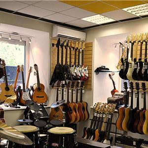 Музыкальные магазины Кадуя
