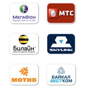 Операторы сотовой связи Кадуя