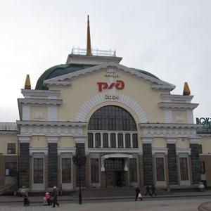 Железнодорожные вокзалы Кадуя